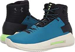 06cf52b7adba Under Armour. UA Drive 4 Low.  79.43MSRP   109.99. Black Bayou Blue Quirky  Lime