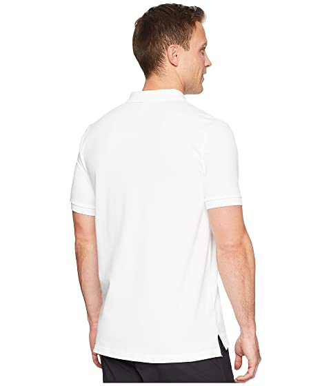 Court Polo Blanco Negro Heritage Nike x87zq4vTn