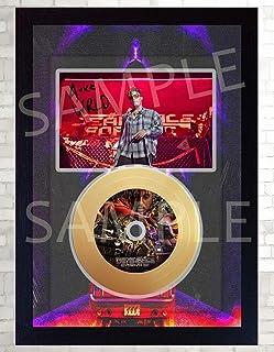 Juice WRLD Lucid Dreams Mini disco in vinile autografato SGH SERVICES NEW