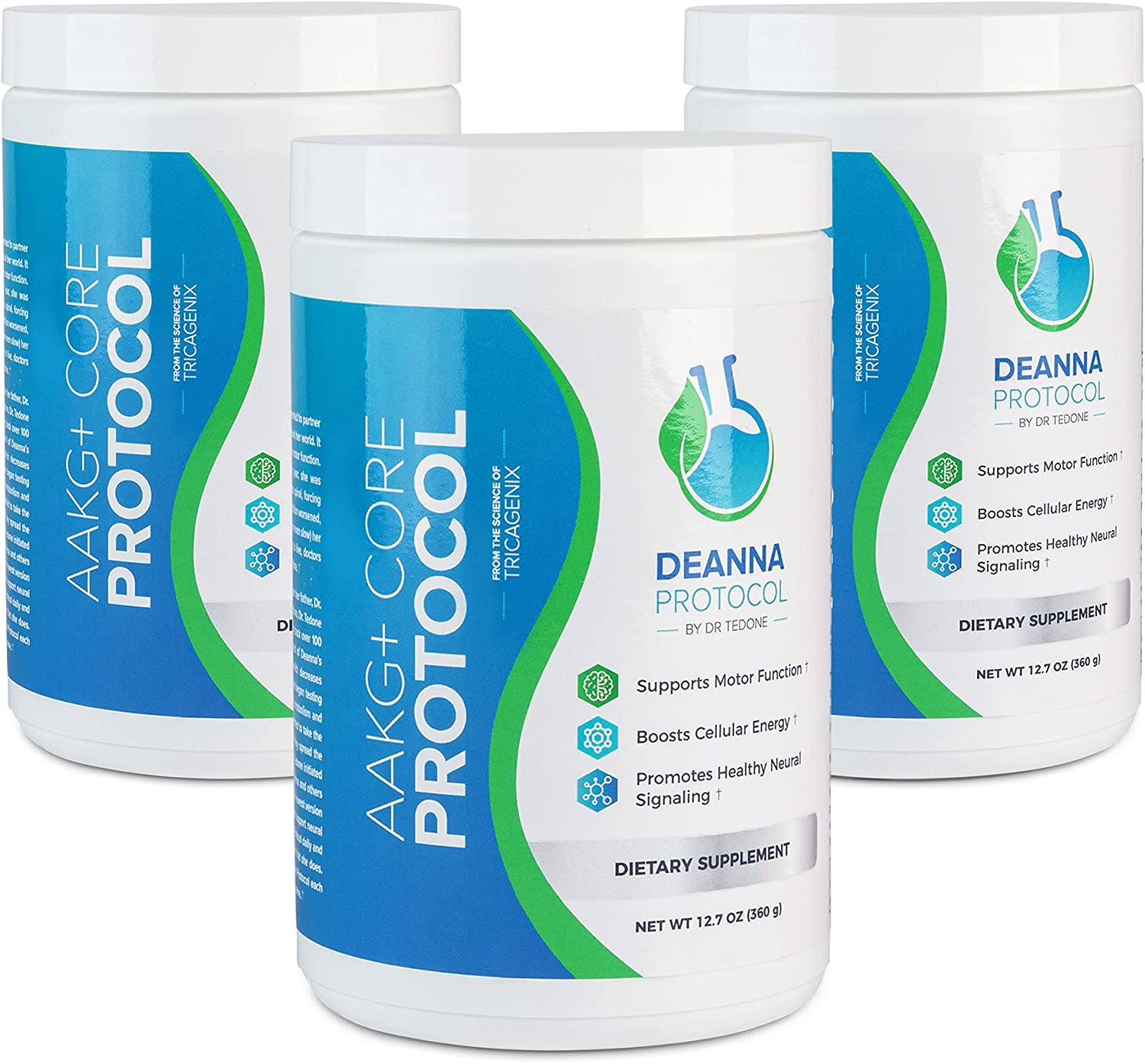 Deanna Protocol - AAKG+ Core Powder 3 Inventory cleanup selling sale NEW before selling