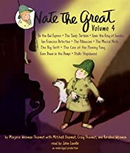 Nate the Great Collected Stories: Volume 4: Owl Express; Tardy Tortoise; King of Sweden; San Francisco Detective; Pillowcase ; Musical Note; Big ... Me; Goes Down in the Dumps; Stalks Stupidweed