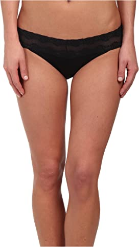55542f9a7 Natori. Bliss Lace Girl Brief.  20.00. Bliss Perfection V-Kini