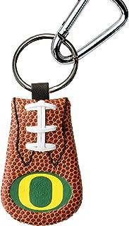 Oregon Ducks Classic Football Keychain
