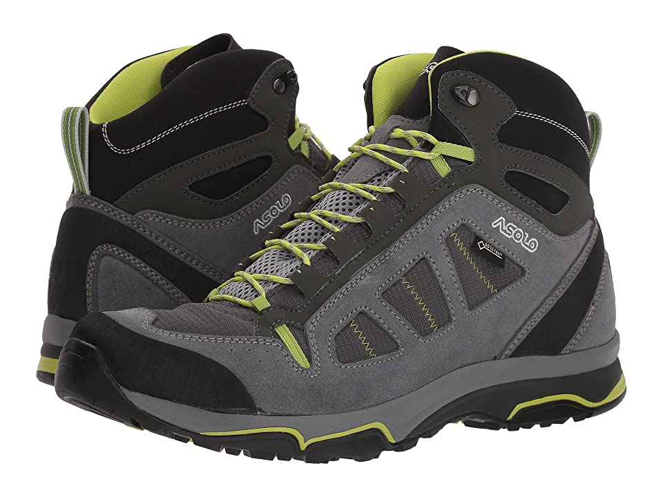 Asolo Megaton Mid GV MM (Grey/Graphite) Men