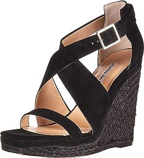 Charles David Women's Esper Sandal, black, 8.5 M US