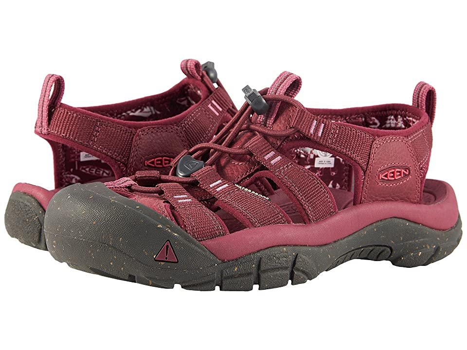 Keen Newport Eco (Rose Garden/Tawny Port) Women
