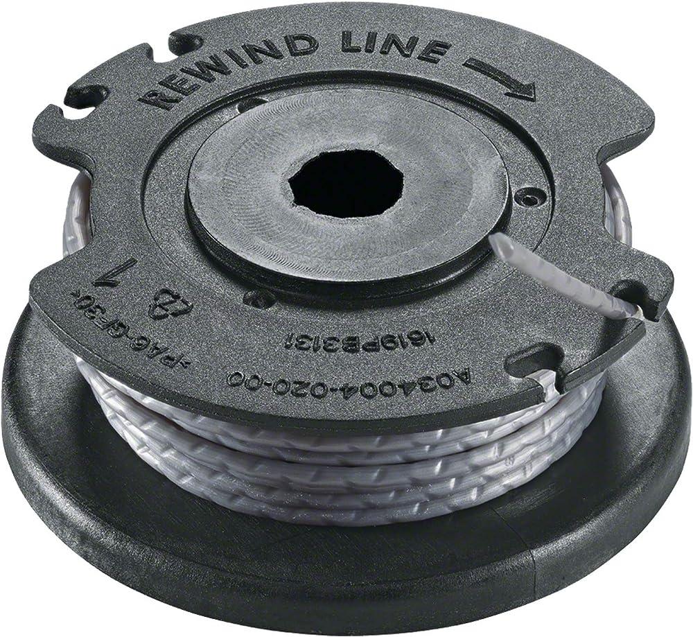Bosch Home and Garden F016800569 Bosch bobina de hilo para EasygrassCut (para cortabordes)