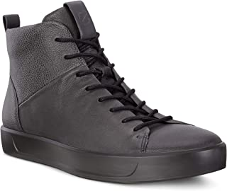 Men's Soft 8 High Top Fashion Sneaker