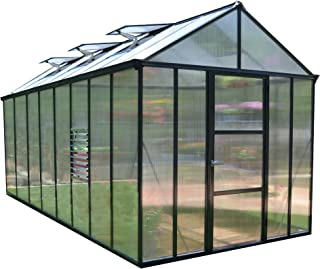 small hydroponic greenhouse