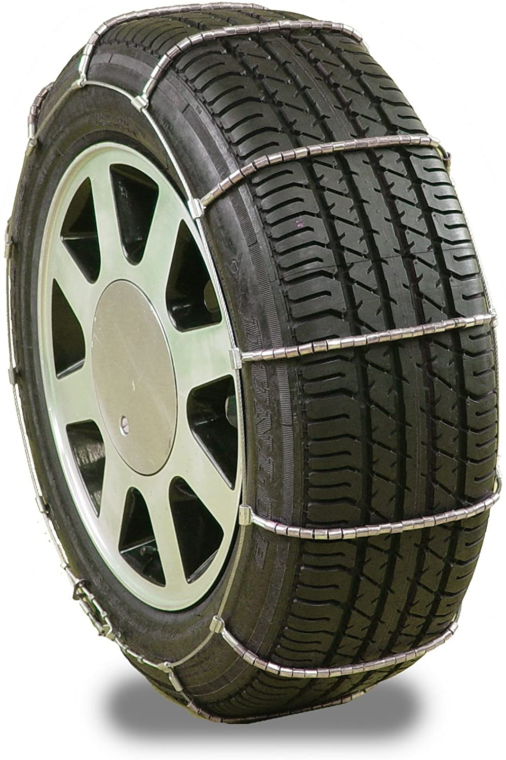 1030-8CR Cable 195//45R16 Passenger Vehicle Tire Chains