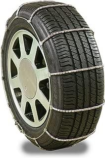 Glacier 1042 Passenger Cable Tire Chain - Set of 2