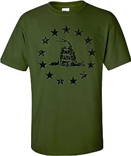 Patriot Apparel 3 Percenter Snake Dist T-Shirt