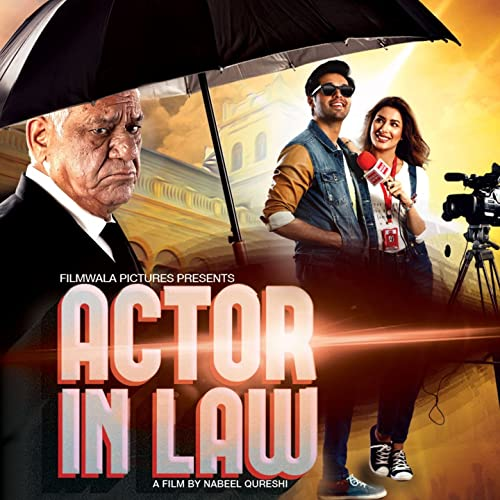 Actor In Law (2016) Urdu Movie 720p HDRip x264 1.1GB