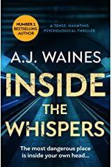 Inside the Whispers: a tense, haunting psychological thriller (Samantha Willerby Mystery Series Book 1) Kindle Edition