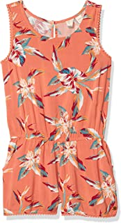 Roxy Girls' So Excited Romper