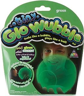 وبل ببل كرة صغيره قابلة للنفخ على شكل فقاعة للاطفال ، اخضر