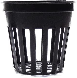 50 2 Inch Net Slit Pots for Hydroponic Aeroponic Use