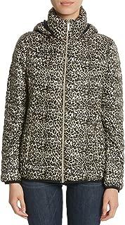 Michael Kors Packable Zip-Front Short Down Jacket