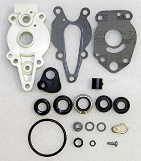 Mercury Lower Unit Seal Kit 15 Hp A197112 & Up WSM/Sierra 18-2697-1 OEM# 26-41365A3