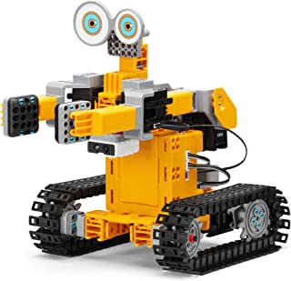 UBTECH JIMU Robot Tankbot App Enabled Stem Learning Robotic Building Block Kit (2016)