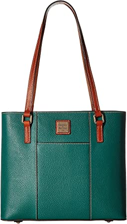 Dooney & Bourke Pebble Leather New Colors Small Lexington Shopper