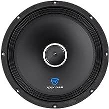 crescendo 8 inch speakers