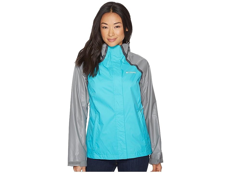 Columbia OutDry Hybrid Jacket (Geyser) Women