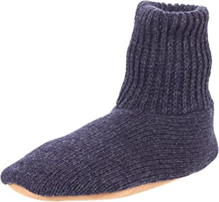 MUK LUKS Mens 317000 Ragg Wool Slipper