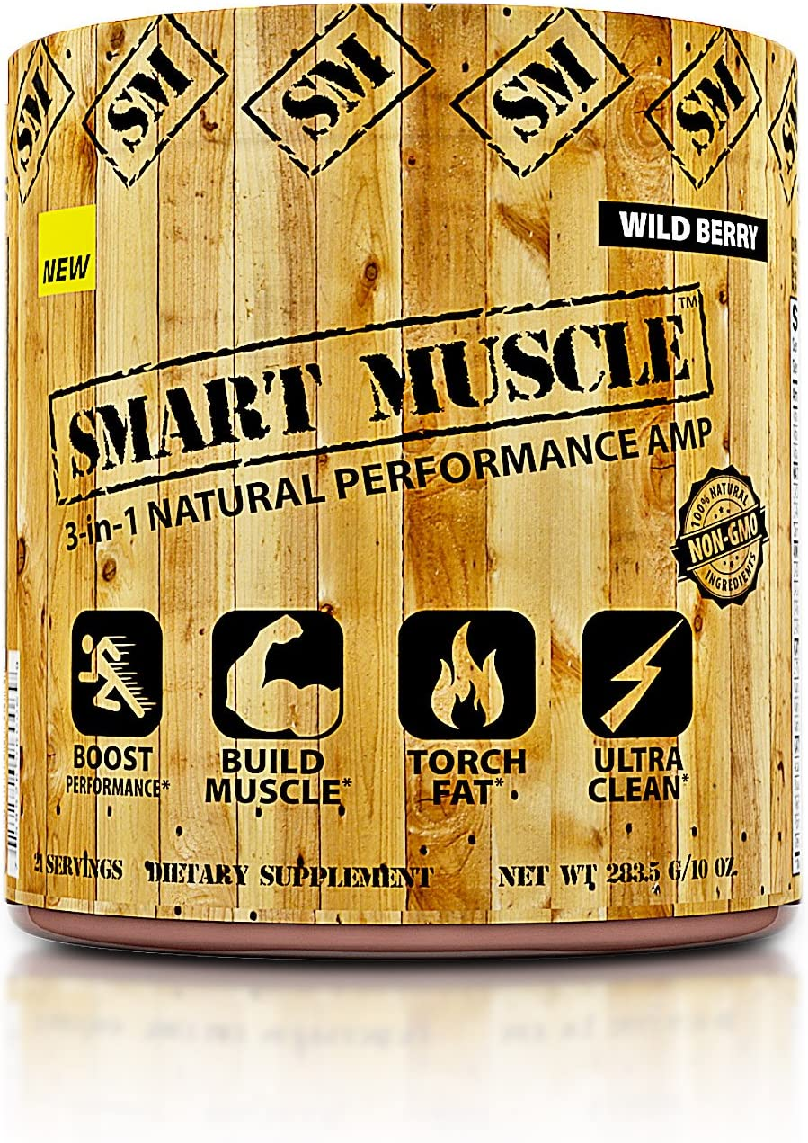 Smart Muscle 3-in-1 Natural Performance Ultra Total - AMP NEW Sacramento Mall before selling ☆ Clean