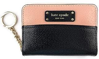 Kate spade New York Jeanne Small Key Continental Wallet Warmvellum/Black
