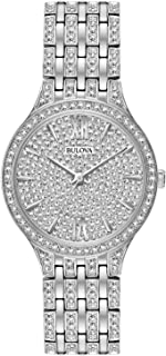 Bulova Pave Crystals - 96L243