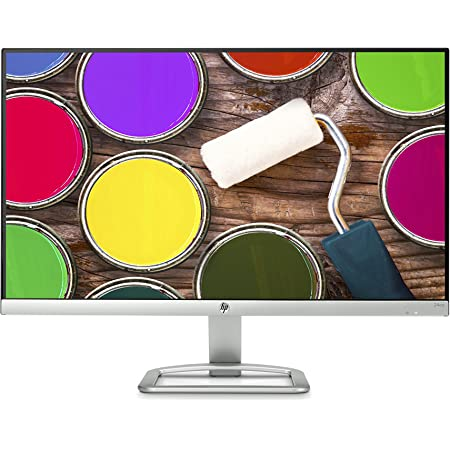 HP 24ea IPS Display- 23.8 inch, White