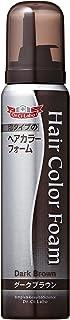 ドクターシーラボ ヘアカラーフォーム(ダークブラウン) [泡状白髪染め] 医薬部外品