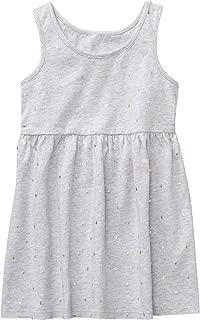 Gymboree Girls' Sleeveless Casual Knit Dress