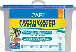 API Master Test Kits for Freshwater, Saltwater, Reef Aquariums and Pond, Monitor Water..