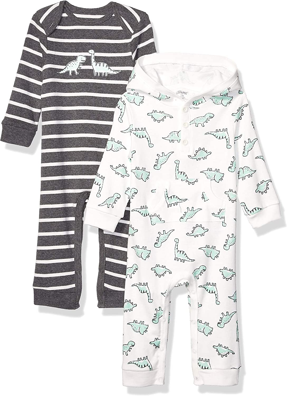Award-winning store Little Me Baby NEW Boy's Coverall Pack 2 Pants