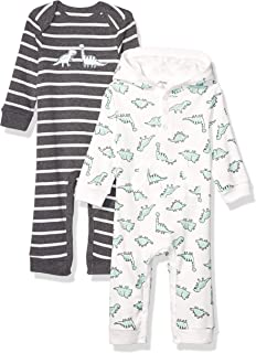 Little Me Baby Boy's 2 Pack Coverall Pants