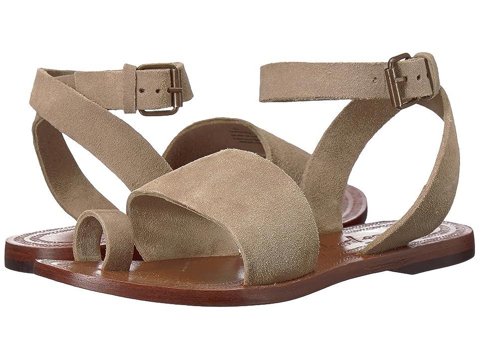 Free People Torrence Flat Sandal (Natural) Women