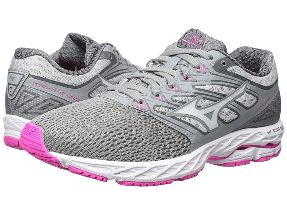 Mizuno Wave Shadow (Griffin/White/Electric) Girls Shoes