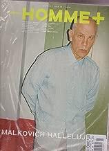 ARENA HOMME + Magazine #39 SPRING/SUMMER 2013, MALKOVICH HALLELUJA SEALED.