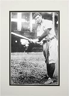 Bob Bescher, Cincinnati Reds, Baseball Photo (11x14 Double-Matted Art Print, Wall Decor Ready to Frame)