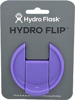Hydro Flask Wide Mouth BPA Free Travel Mug Hydro Flip Lid, Plum