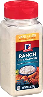 McCormick Ranch 3-In-1 Seasoning, Dip & Salad Dressing Mix, 8.75 oz