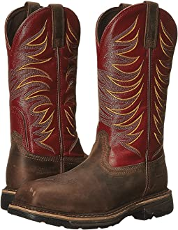 Ariat - Workhog Wide Square Toe Tall II Compositie Toe