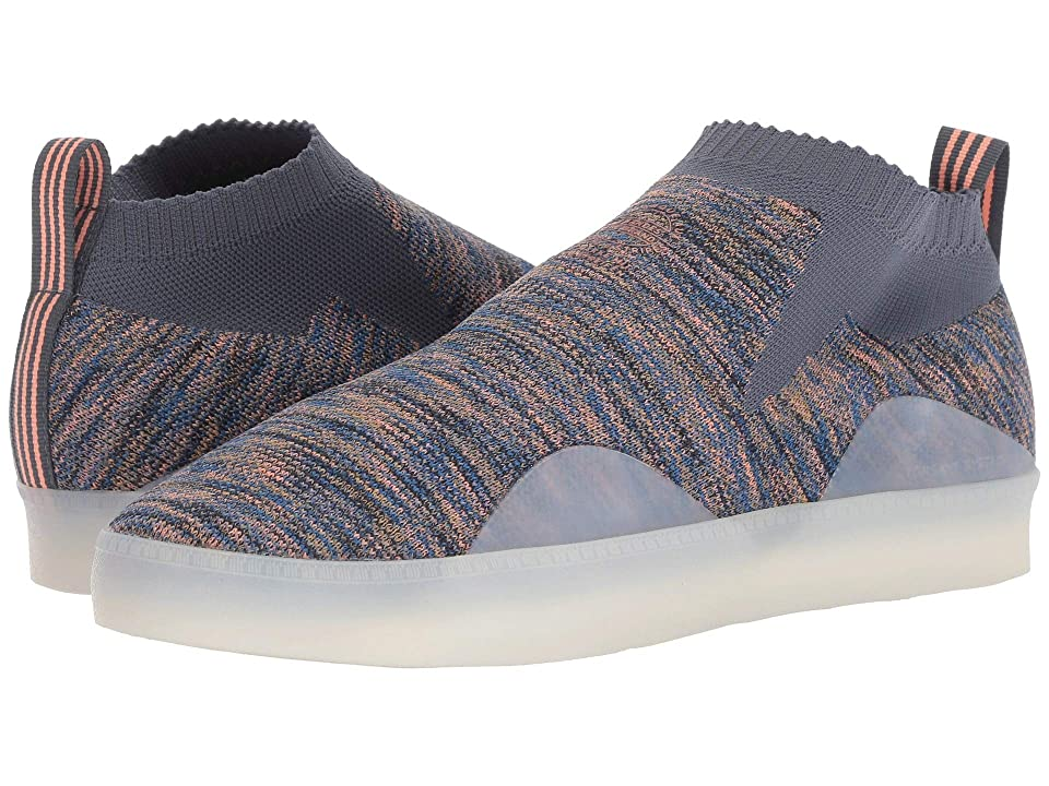 Image of adidas Skateboarding 3ST.002 PK (Onix/Trace Royal/Chalk Coral) Men's Skate Shoes