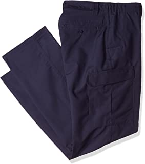 Tru-Spec 24-7 1026005 Cargo Pocket Pants, Polyester Cotton Rip-Stop, 32 Length, 34 Width, Khaki