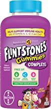 Flintstones Gummies Children's Multivitamins, Kids Vitamin Supplement with Vitamins C, D, E, B6, and B12, 180 Count