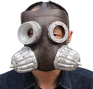 biohazard gas mask halloween