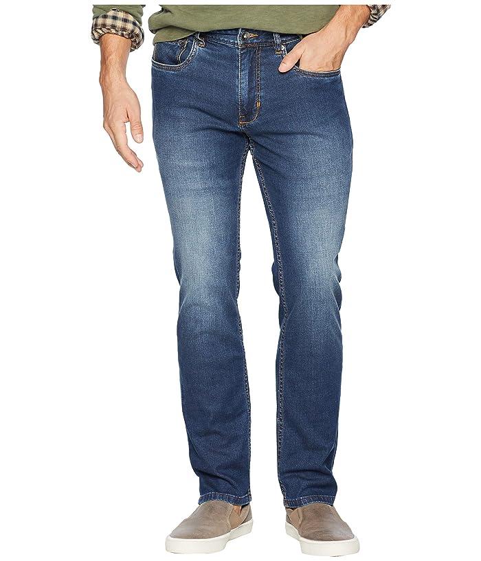 Tommy Bahama  Belize Vintage Jeans (Indigo Wash) Mens Jeans