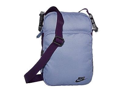 Nike Heritage Small Items 2.0 (Stellar Indigo/Grand Purple/Black) Bags